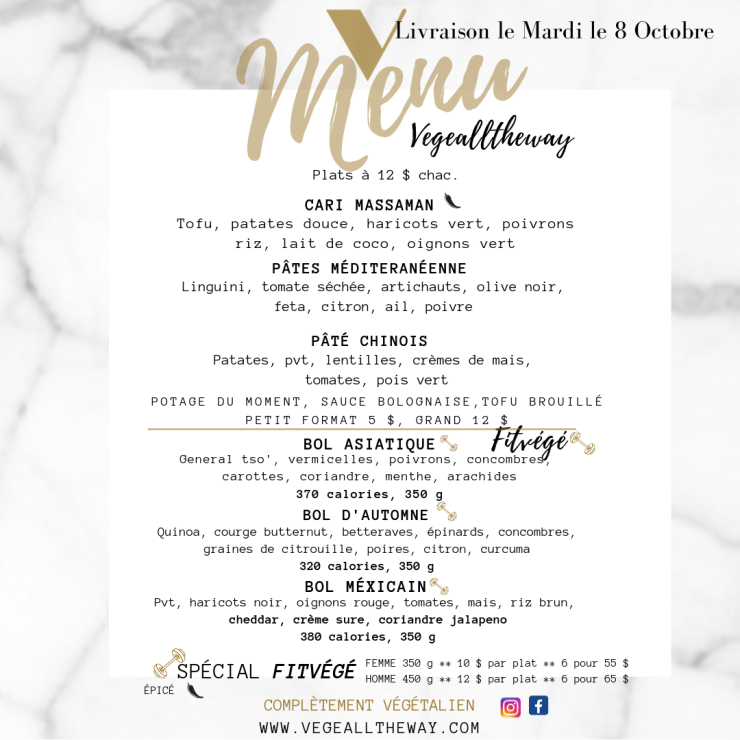 menu 3 Octobre